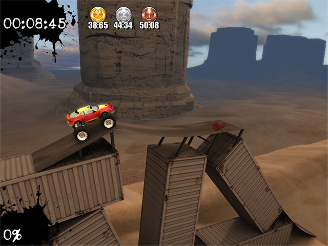 Monster truck games free online to play now