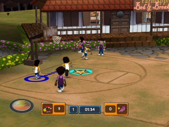 Backyard Basketball 2007 | Free Game Download